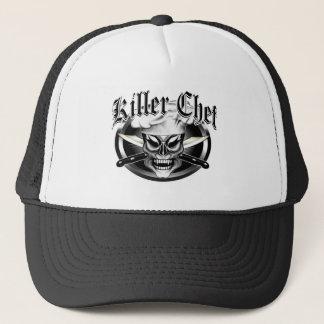 Chef Skull 9 Trucker Hat