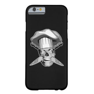 Chef Skull Barely There iPhone 6 Case
