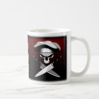 Chef Skull Coffee Mug