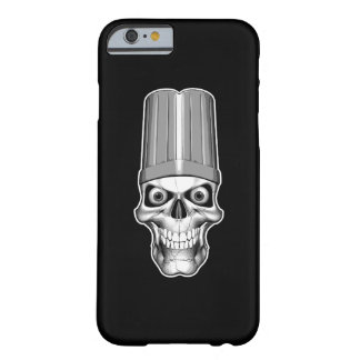 Chef Skull v3 Barely There iPhone 6 Case