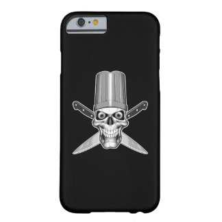 Chef Skull v4 Barely There iPhone 6 Case