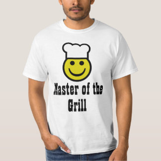 Chef Smiley T-Shirt