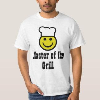Chef Smiley Tee Shirts