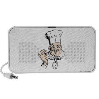 Chef Portable Speaker