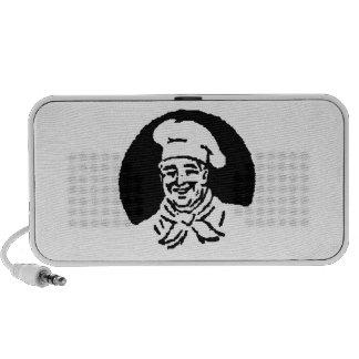 Chef Laptop Speaker