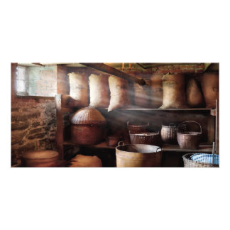 Chef - Storage - The grain cellar Photo Cards