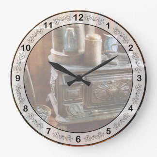 Chef - Stove - Remember the good ol days when Wallclocks