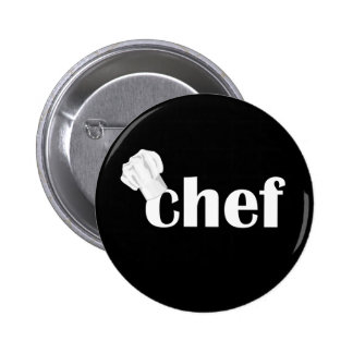 Chef Text Hat button
