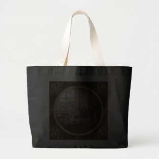 Chef - The morning chores Canvas Bag
