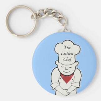 chef, TheLittlest Chef Key Ring