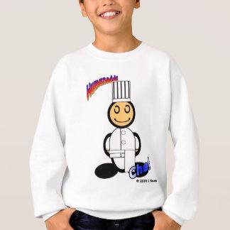 Chef (with logos) sweatshirt