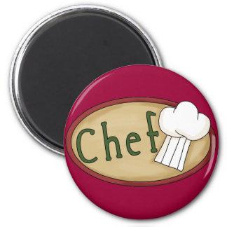 chef_word_art fridge magnet