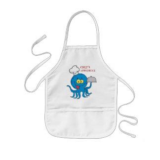 chef's apprentice apron.