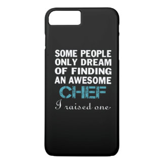 CHEF'S DAD iPhone 7 PLUS CASE