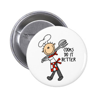 Chef's Gifts 6 Cm Round Badge