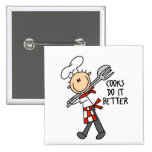 Chef's Gifts Pinback Button