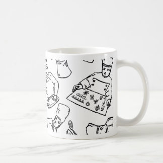 Chefs, Pastry Chefs and Cooks Mug