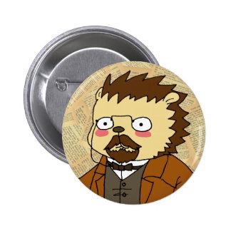 Chekhov cameo button