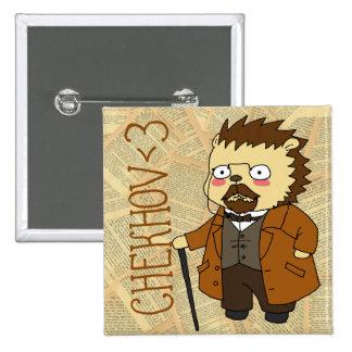 Chekhov square button