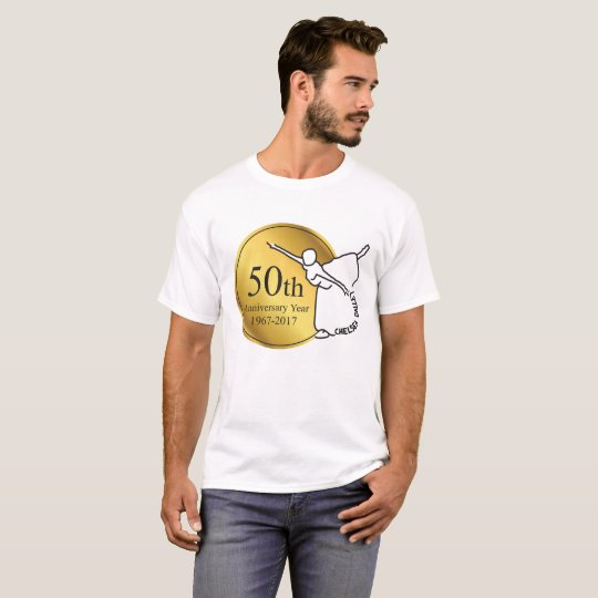 Chelsea Ballet 50th Anniversary Men's T Shirt