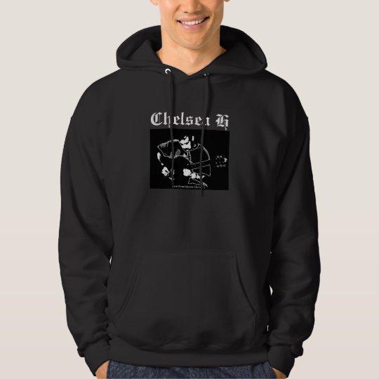 Chelsea H Black Sweater
