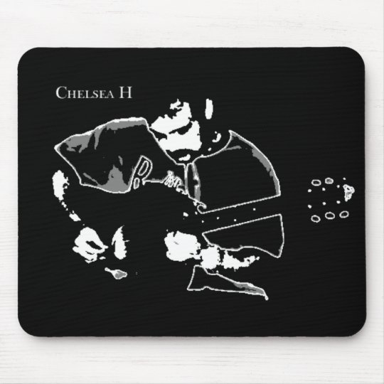 Chelsea H Mouse Pad