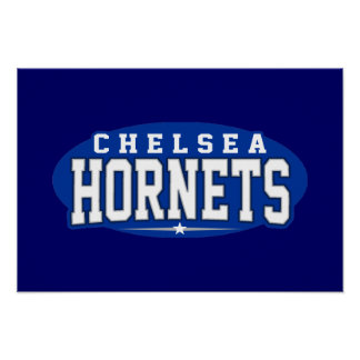 Chelsea High School; Hornets Posters