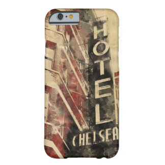 Chelsea Hotel New York City iPhone 6 case Barely There iPhone 6 Case