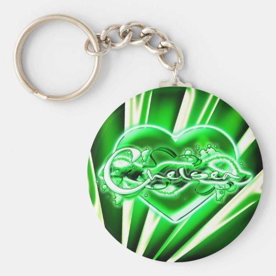 Chelsea Key Ring