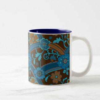 Chelsea Morning Two-Tone Coffee Mug