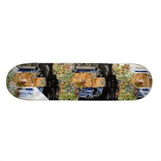 Chelsea Multicolored Skateboard