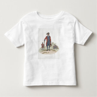Chelsea Pensioner, from 'Costume of Great Britain' Toddler T-Shirt