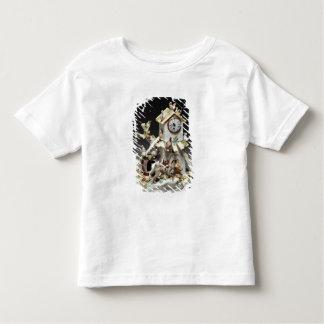 Chelsea porcelain farmyard clock case toddler T-Shirt