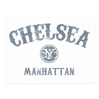 Chelsea Post Card