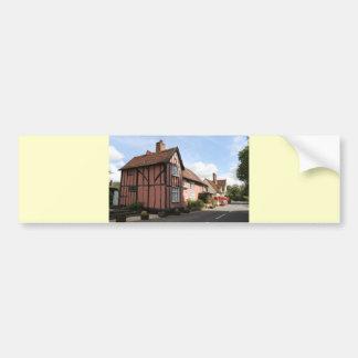 Chelsworth Bumper Sticker