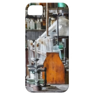 Chem Lab With Test Tubes And Retort Case For The iPhone 5