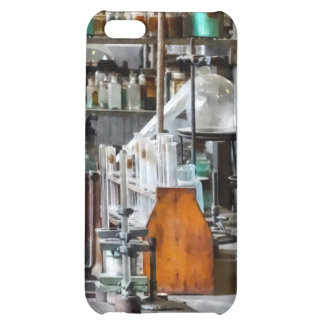 Chem Lab With Test Tubes And Retort iPhone 5C Case