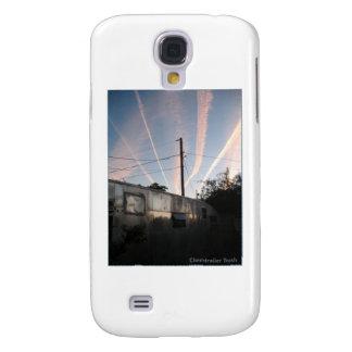 Chem Trailer Trash Galaxy S4 Case
