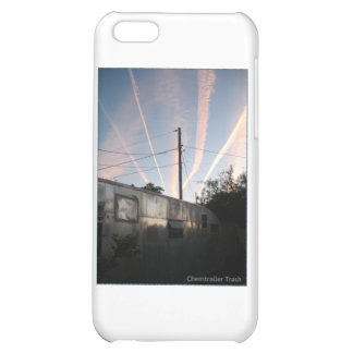 Chem Trailer Trash Case For iPhone 5C