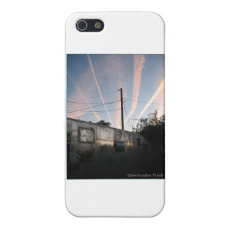 Chem Trailer Trash Cover For iPhone 5