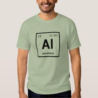 Chemical Aluminium Tshirts