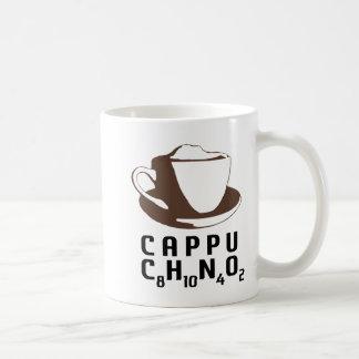 Chemical Cappuccino Mugs