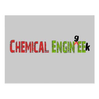 Chemical Engineer (EnginGEEK) Funny Gifts Postcard