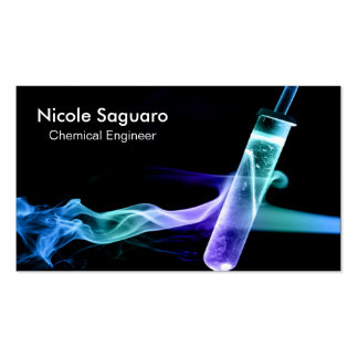 Chemical Engineer Pack Of Standard Business Cards
