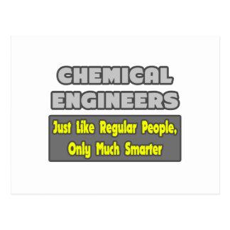 Chemical Engineers...Smarter Postcard