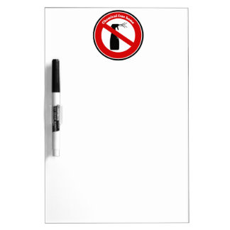 Chemical free home Dry-Erase whiteboard