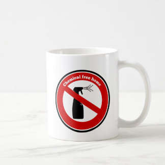 Chemical free home coffee mugs