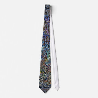 Chemical liquid pattern tie