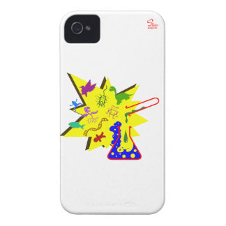 Chemical Reaction!!! iPhone 4 Cover