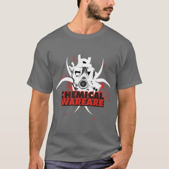 Chemical Warfare T-Shirt
